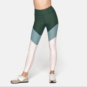 Outdoor voices leggings-never worn